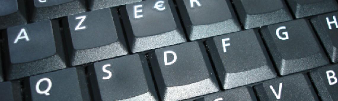 Accents, majuscules et clavier AZERTY